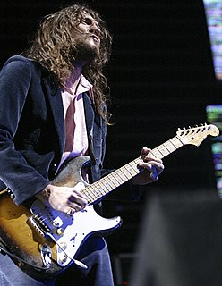 John Frusciante American guitarist, singer, songwriter and record producer