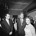 John F. Kennedy visits with composer Richard Adler and Anna M. Rosenberg JFKWHP-ST-A47-6-62.jpg