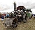 John Fowler Steam Roller, Gloucestershire Steam & Vintage Extravaganza 2013.jpg
