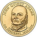 John Quincy Adams – Dollar