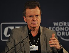 Jon Fredrik Baksaas - India Economic Summit 2010.jpg