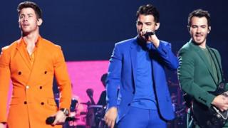 Jonas Brothers American band