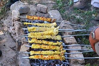 Kebab - Image: Jooje Kebab