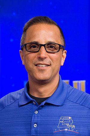 Joseph M. Acaba - Joe Acaba pictured in 2017