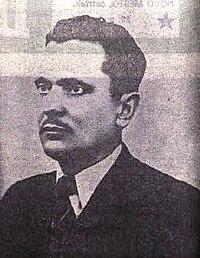 """Josip """"Tito"""" Broz."""