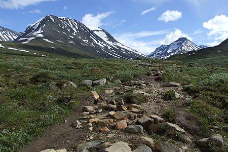 Jotunheimen moutains, Norway