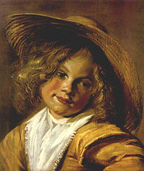 Judith Leyster: Girl in a Straw Hat