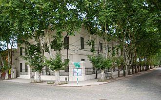 National University of Northwestern Buenos Aires - Eva Perón Building.