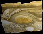Jupiter's Great Red Spot mosaic from Voyager 1.jpg
