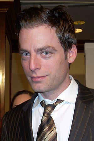 Justin Kirk - Kirk at the 2008 Paley Center for Media gala in Los Angeles