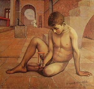 Juti Ravenna - ll discepolo
