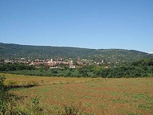 Kőszeg Mountains - Town of Kőszeg
