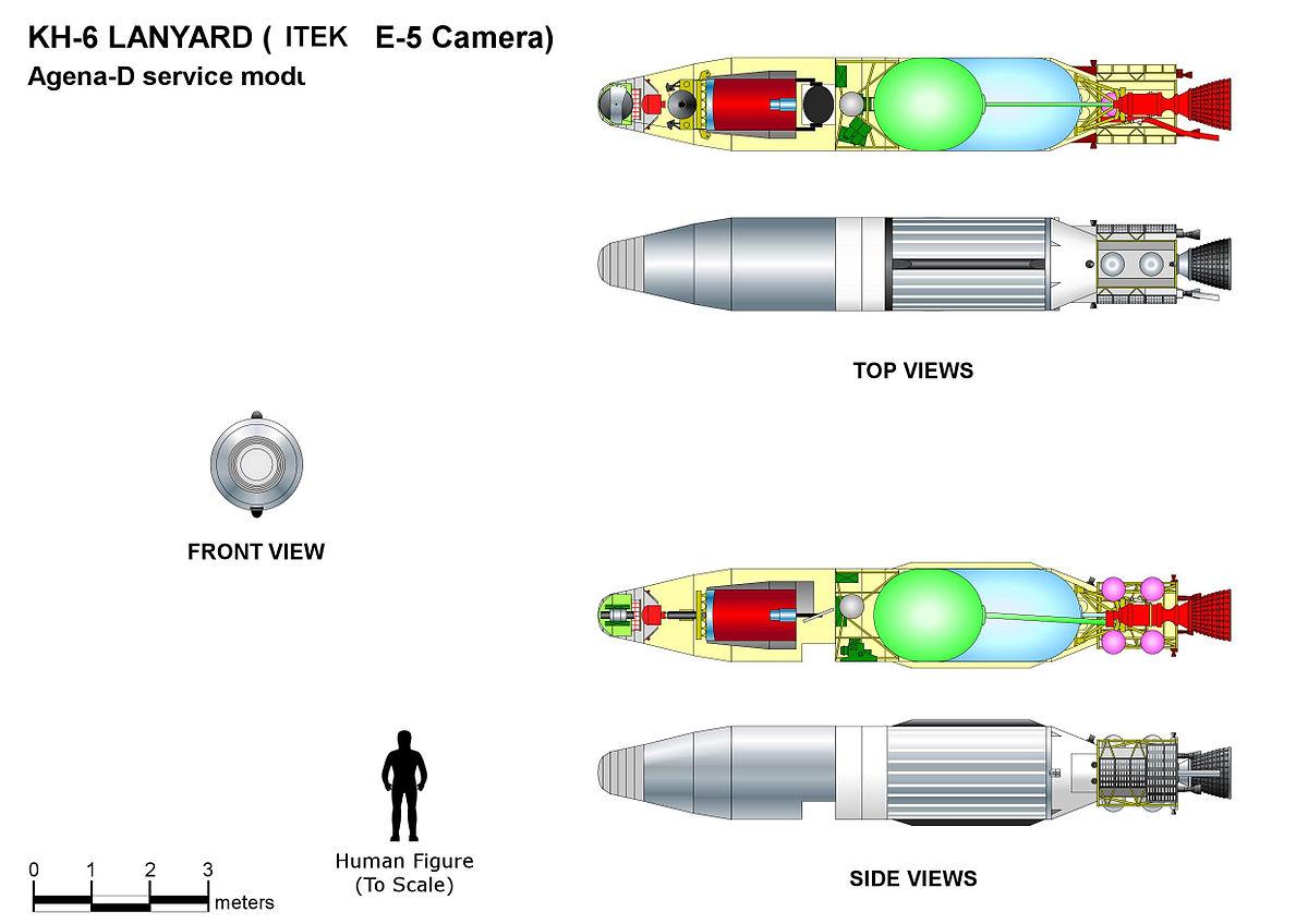 KH-6 Lanyard - Wikipedia