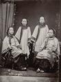 KITLV - 50190 - Lambert & Co., G.R. - Singapore - Chinese girls in Singapore - circa 1900.tif