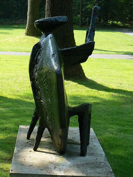克内塞·阿米塔基Kenneth Armitage(英国1916-2002)雕塑作品集1 - 刘懿工作室 - 刘懿工作室 YI LIU STUDIO