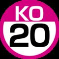 KO-20 station number.png
