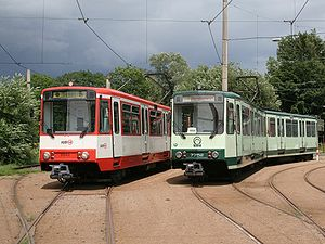 Stadtbahnwagen B - First-generation vehicles from Cologne and Bonn