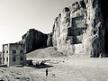 Ka'ba-ye Zartosht and Achaemenid Tombs, Naqsh-E Rostam, Iran (10059043064).jpg