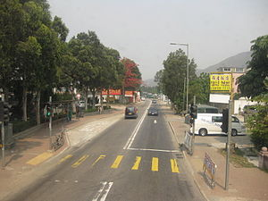 Kam Tin Road Lo Ok Tsuen section.JPG