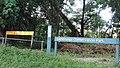 Kamerunga Conservation Park beside the Barron River with crocodile warning sign, Kamerunga, 2018 01.jpg