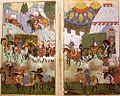 Kanuni Sultan Süleyman'ın cenazesinin Zigetvar'dan Belgrad'a götürülmesi.jpg