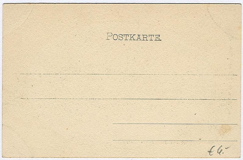 File:Karl F. Wunder PC 0283 Hanebuth's Block und Zoologischer Garten. Back Side.jpg