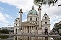Karlskirche Wien Juni 2014 a.jpg