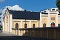 Karolinska Gymnasiet, Örebro, seen from Slotsgatan.jpg