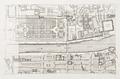 Karta över Paris indelat i 20 distrikt, tryckt 1763 - Skoklosters slott - 86167.tif
