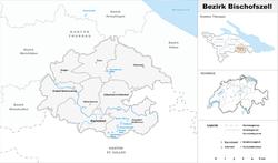 Loko de Bischofszell Distrikto