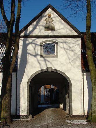 Kastrupgård - Kastrupgård gatehouse in 2013
