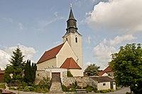 Kath. Pfarrkirche hl. Laurentius und Friedhof Dietmannsdorf.jpg