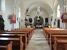 katholische pfarrkirche deutsch jahrndorf wikipedia. Black Bedroom Furniture Sets. Home Design Ideas