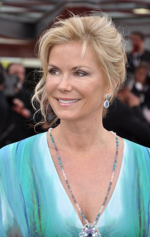 Katherine Kelly Lang - Lang at the 2013 Monte-Carlo Television Festival
