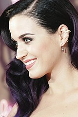 Katy Perry in June 2012.