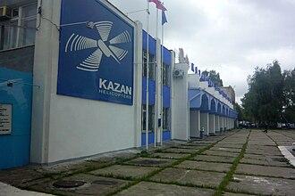 Kazan Helicopters - Kazan Helicopters