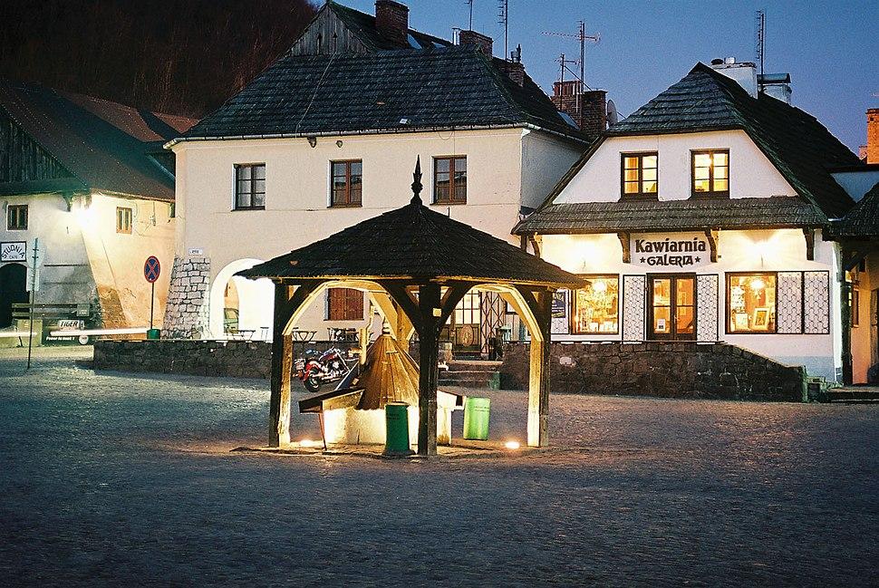 Kazimierz Dolny Market Square