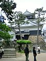 Keep tower of Okazaki Castle.jpg