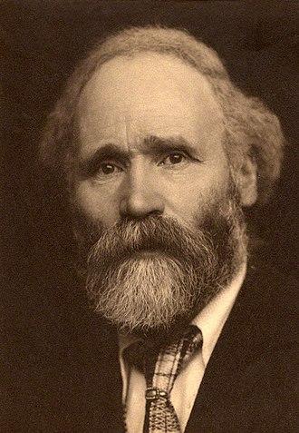 Keir Hardie - Hardie in 1905 (G. C. Beresford)