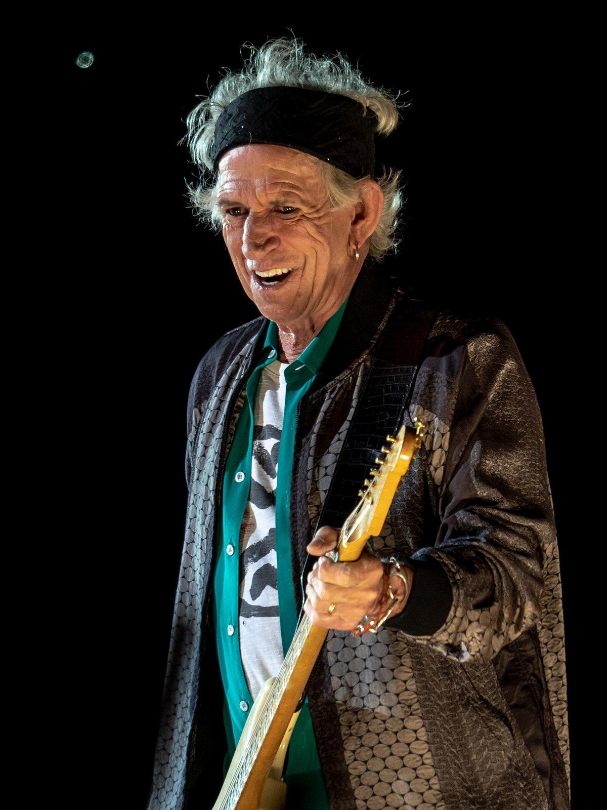 Keith Richards – Wikipedia
