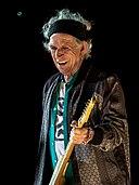 Keith Richards: Alter & Geburtstag