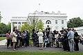 Kellyanne Conway Speaks to the Press (32807966977).jpg