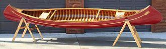 Kennebec Boat and Canoe Company - 1927 Kennebec Katahdin model