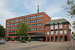 Kevelaer Rathaus 1 Bubo