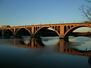 Key Bridge (Washington, D.C.) United States historic place