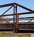 Keya Paha Lewis Bridge vertical member.JPG