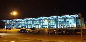 Kharkiv International Airport. Passenger Terminal A.jpg