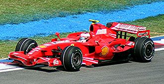 Ferrari F2007 - Image: Kimi Raikkonen Malaysia 2007