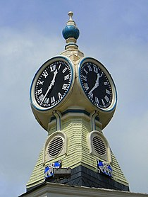 Kingsbridge-devon-uk-clock.JPG