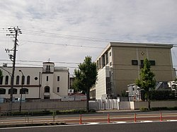 Kinjo Gakuin Senior High School 130623.JPG
